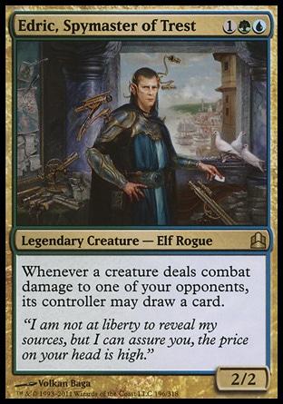 Edric, Spymaster of Trest Commander Article – COMMANDER ARENA