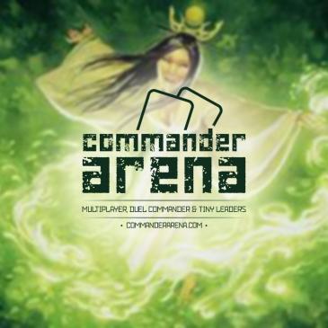 Magic the Gathering – COMMANDER ARENA